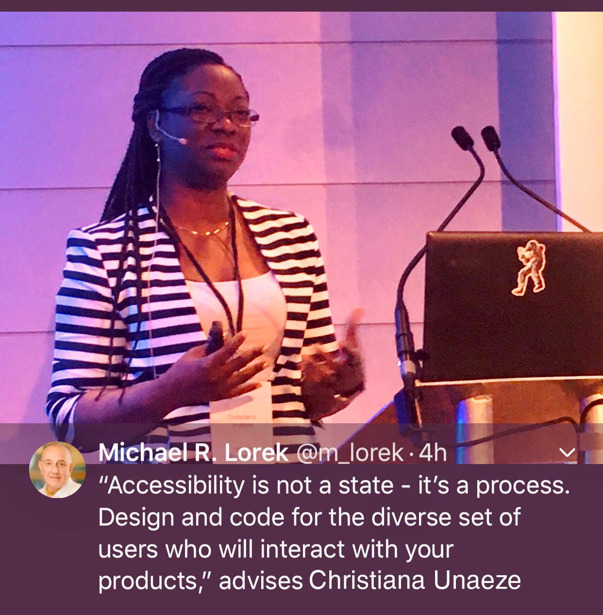 HelloChristiana UX Designer and Accessibility Consultant, Hello Christiana User Experience Designer in Atlanta, Ga